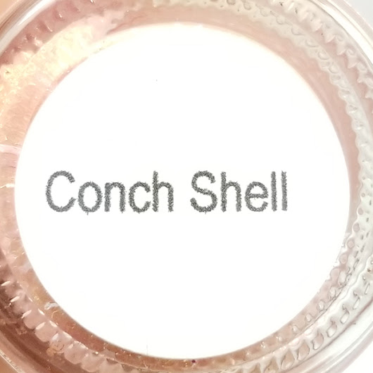 June 2017 Polish Pick Up: My Stunning Nails Conch Shell