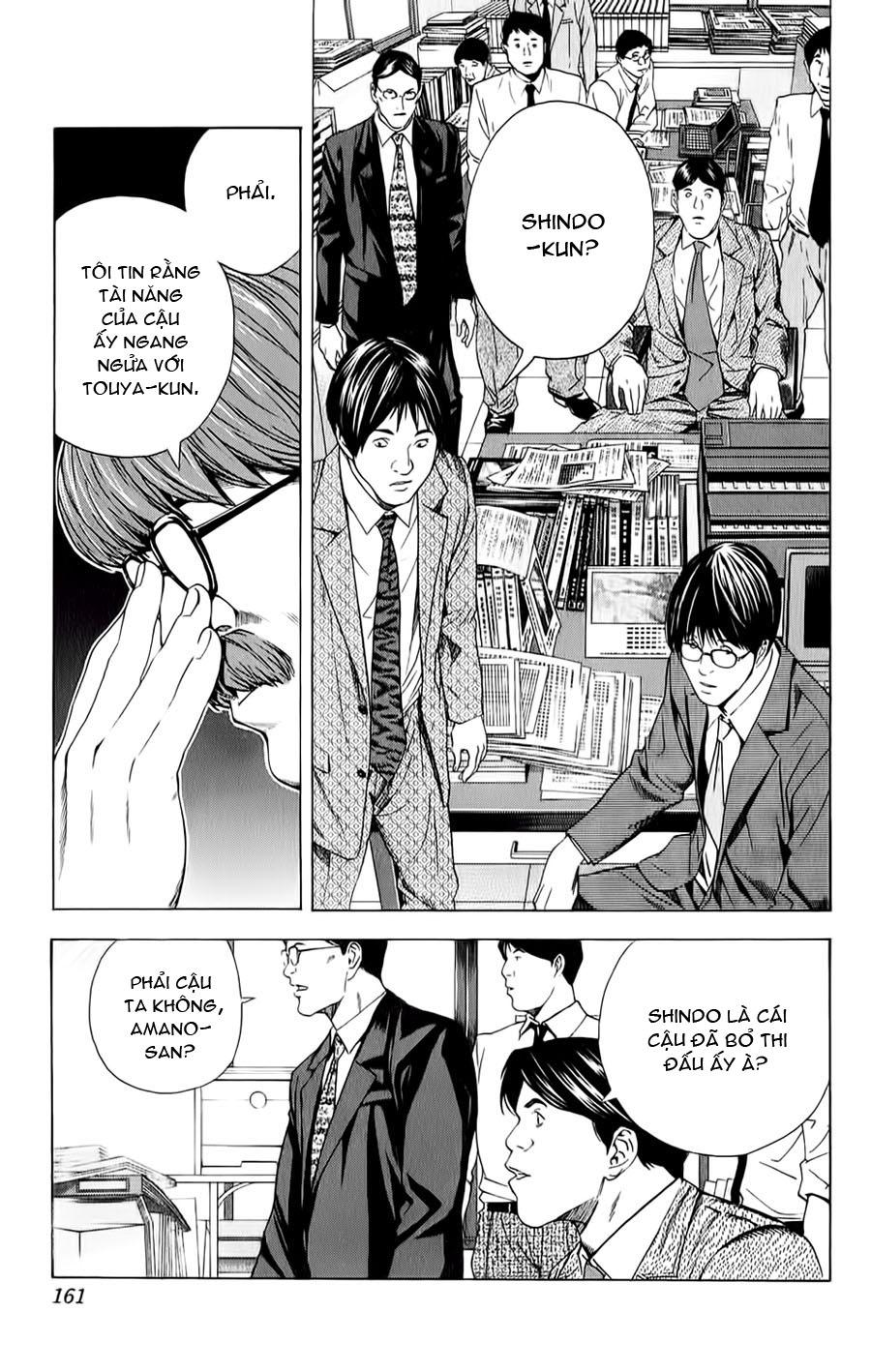 Hikaru No Go hikaru no go chap 147 trang 2