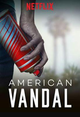 American Vandal - serie netflix poster