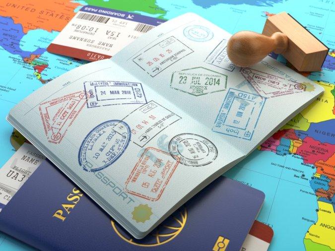 tramites para viajar a estados unidos