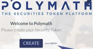 Polymath Security Token Offering