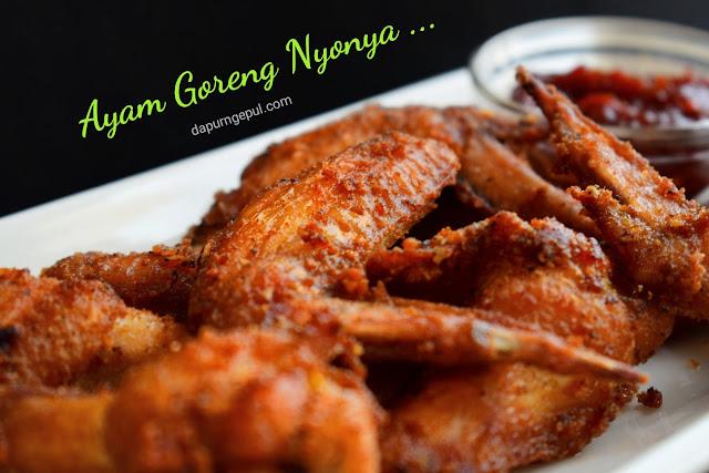 Ayam Goreng Nyonya by www.dapurngepul.com
