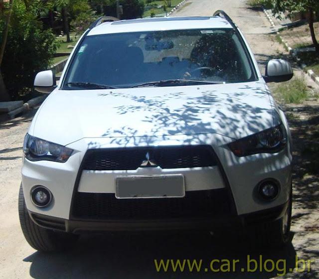 Mitsubishi Outlander 2.0L 2012