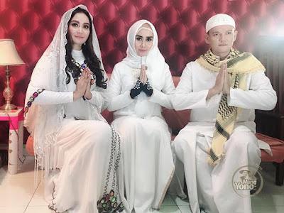 Penyanyi Asep AS BP3, Vita Sayo BP5 & Rena Zahra Rilis Lagu Baru Bertema Religi