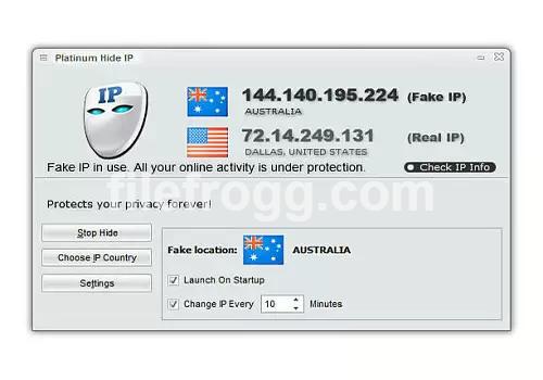 Platinum Hide IP Full Version