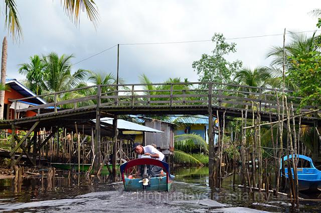 Sibu Melanau Village