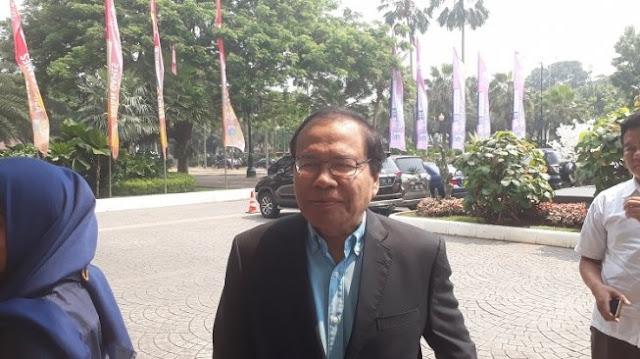 Rizal Ramli Sindir Jokowi tak Berani sama Surya Paloh,  Nasdem Geram