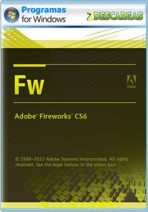 Adobe Fireworks CS6 [Full] [Español] [1 link] [MEGA]