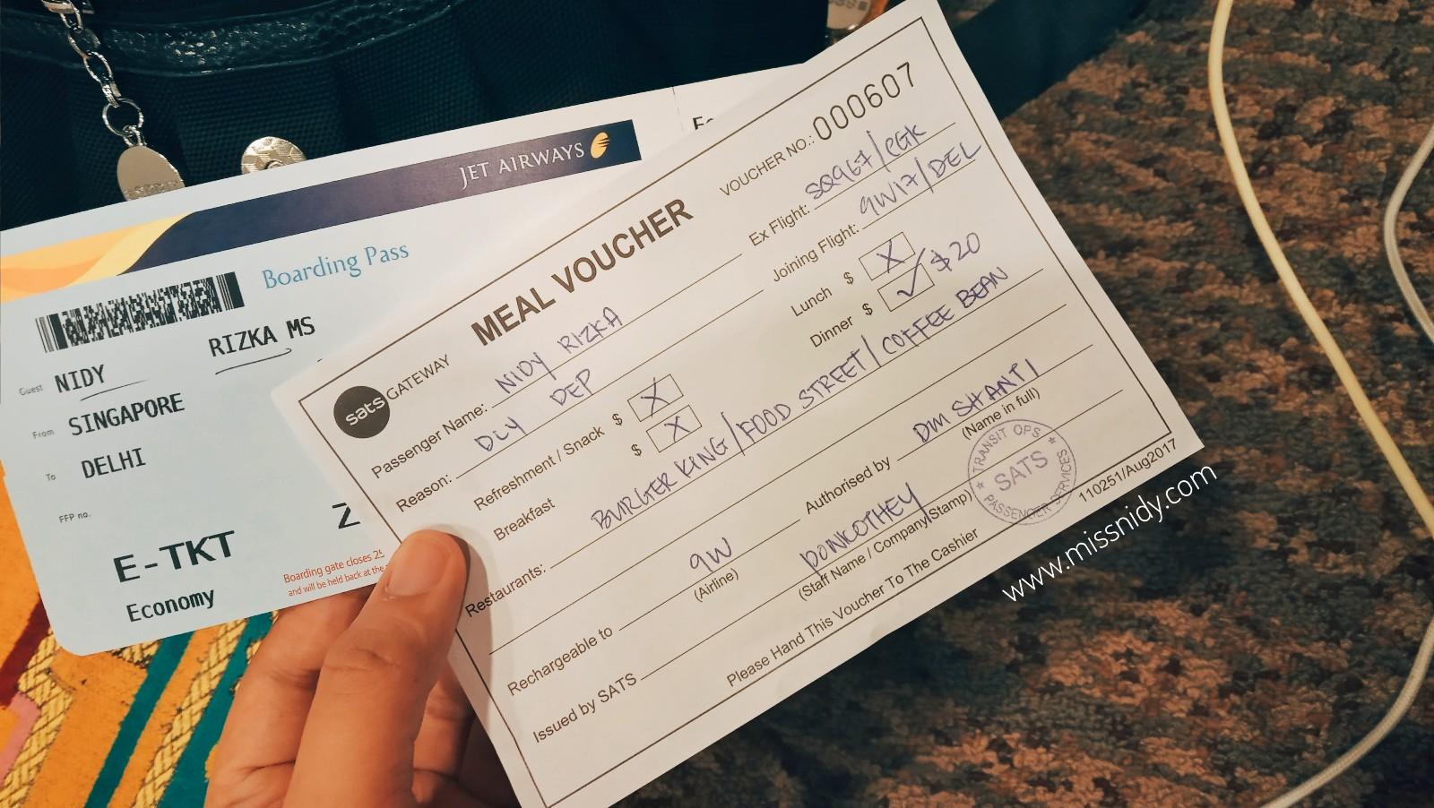 kompensasi pesawat delay di singapura