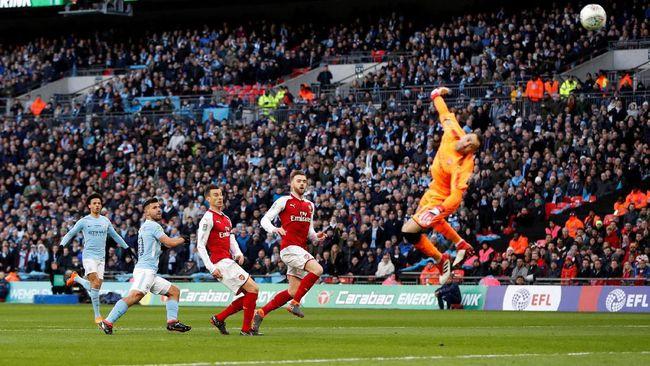 Jadwal Siaran Langsung Manchester City Vs Arsenal Di Liga Inggris 2019