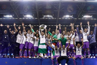 Real Madrid Juara Liga Champions plus Video Gol