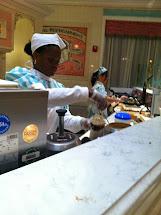 ' Disney World Dining -american