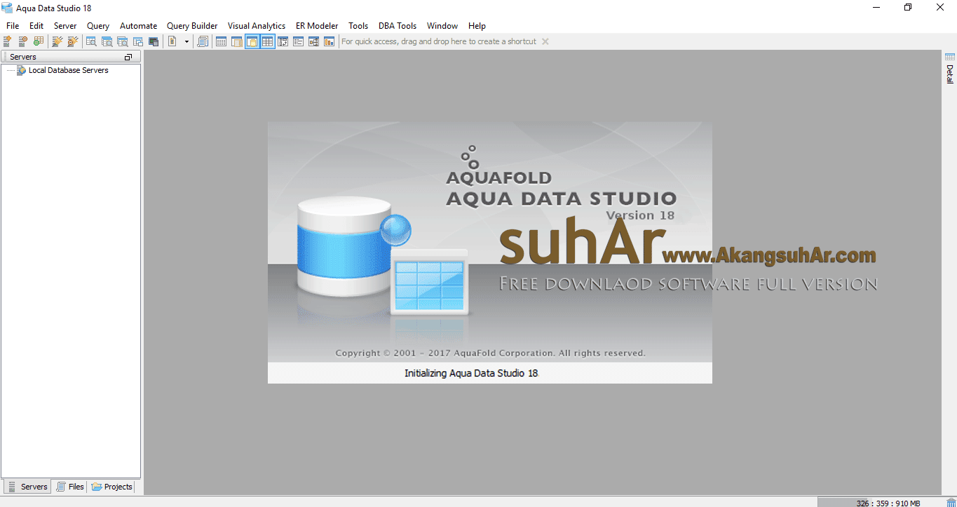 Download Aqua Data Studio full version