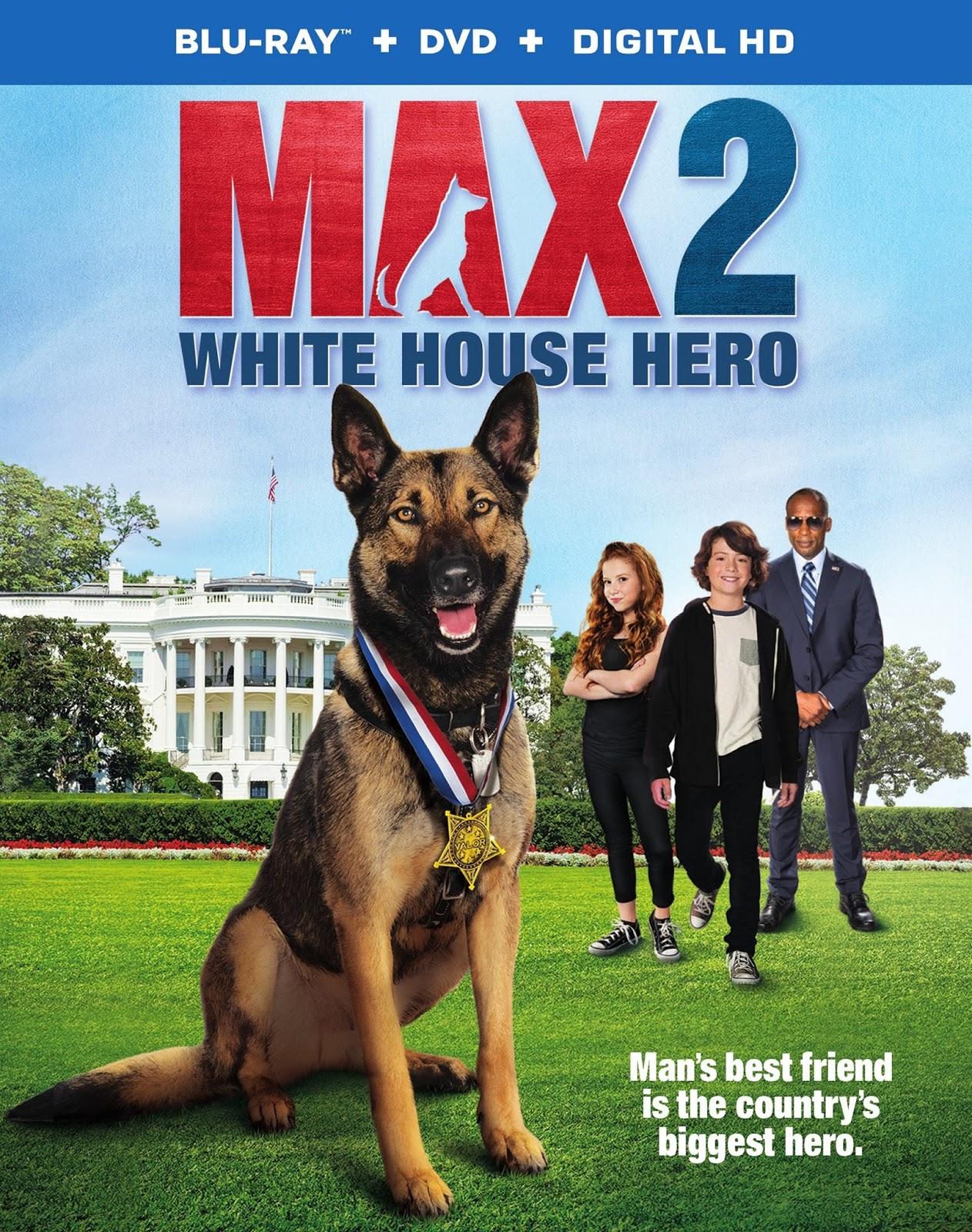 Max 2 Um Agente Animal Dublado