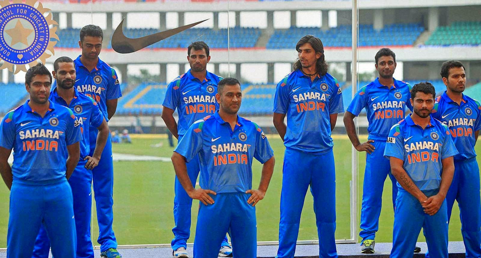 Indian Cricket Hd Wallpapers: Indian Cricket Team Wallpapers 2014