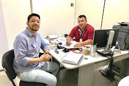 Prefeito de Santa Rosa de Lima cobra melhoria no abastecimento de água do município