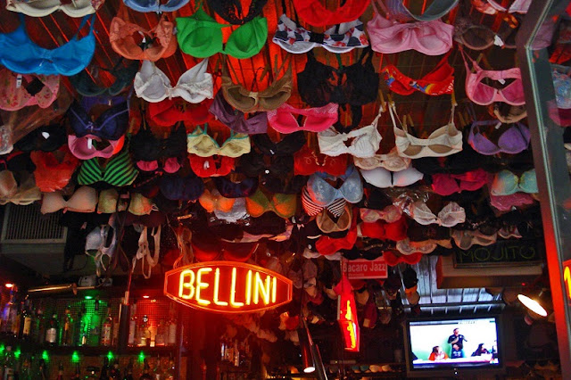Balafa Bacaro Jazz em Veneza