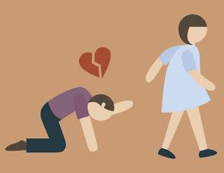 Diputusin pacar memanglah tidak menyenangkan Kumpulan Contoh Kata Kata Galau Abis Diputusin Pacar