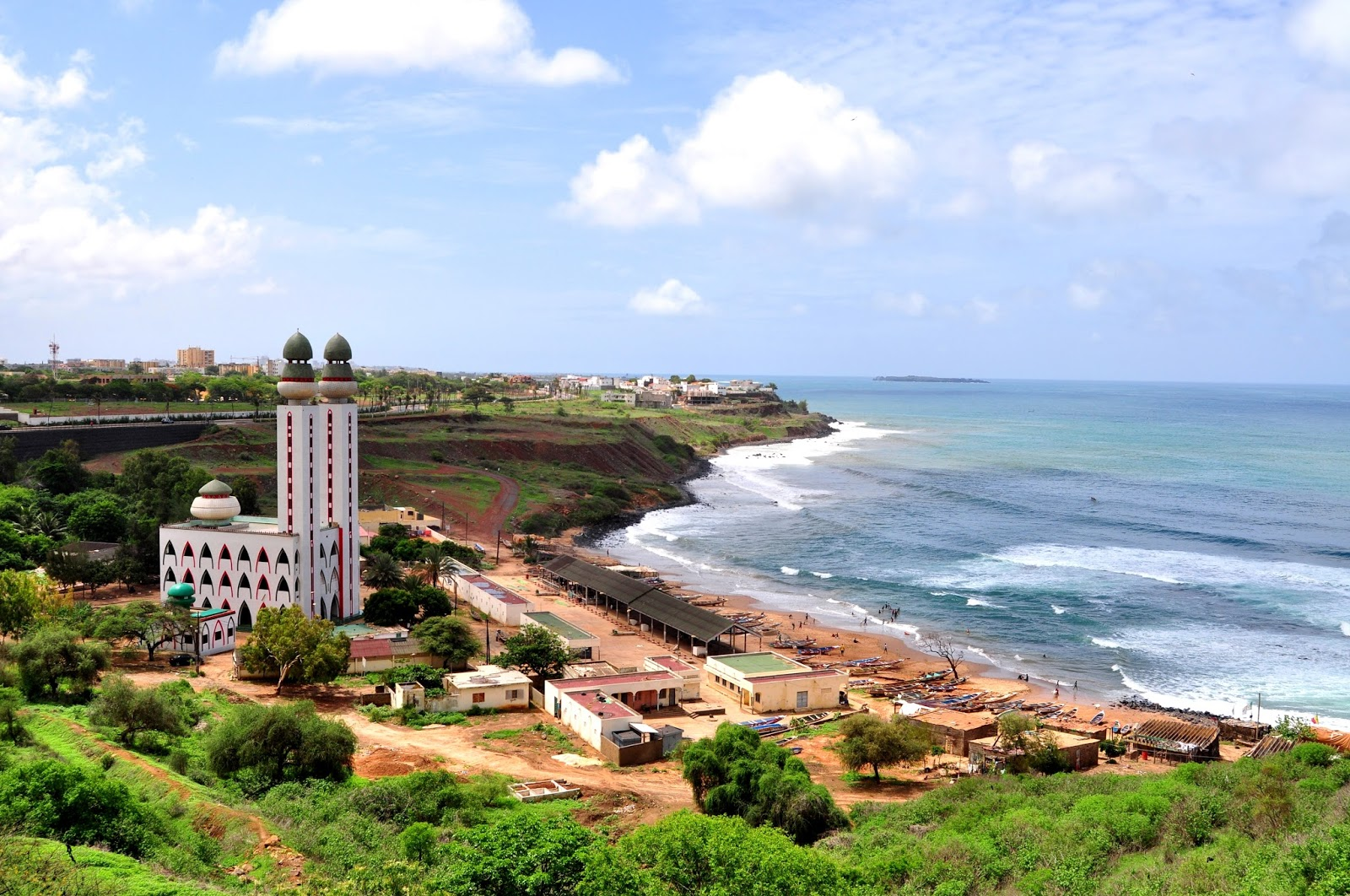 Is It Safe To Travel To Dakar Senegal