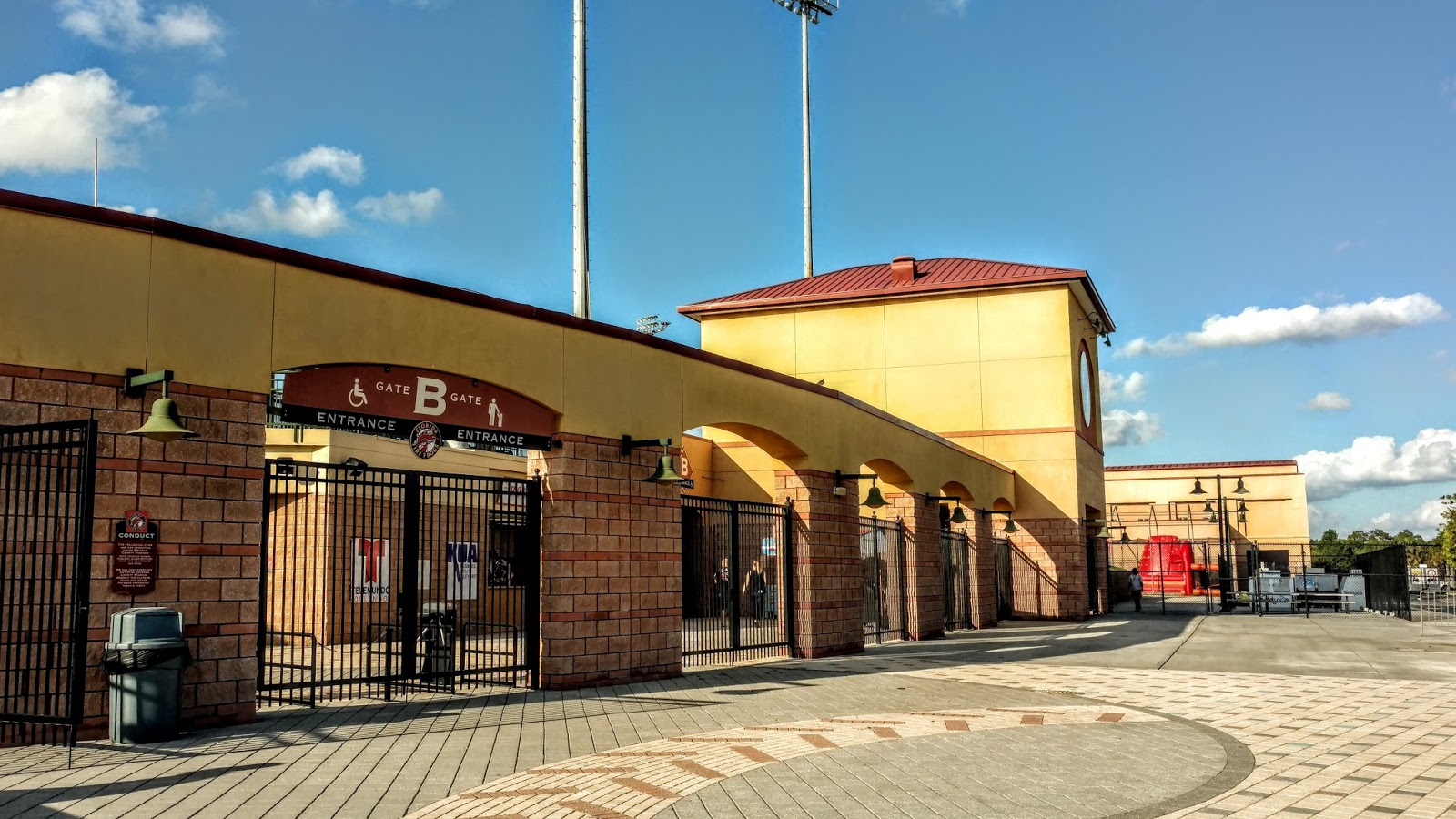 Sports Road Trips: Tampa Yankees 1 at Florida Fire Frogs 0 (FSL ...