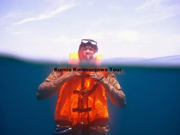pelampung untuk snorkeling