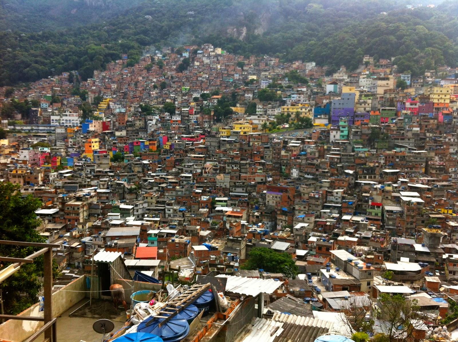 Wanderlust Chloe - Chloe Gunning - Rocinha Favela Rio De Janeiro
