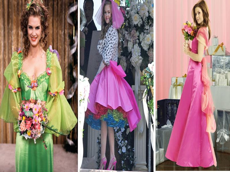 U Prompt: Ugly Bridesmaid Dresses