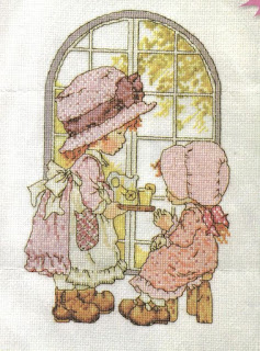 DIY Ponto Cruz - Cross Stitch Sara Kay