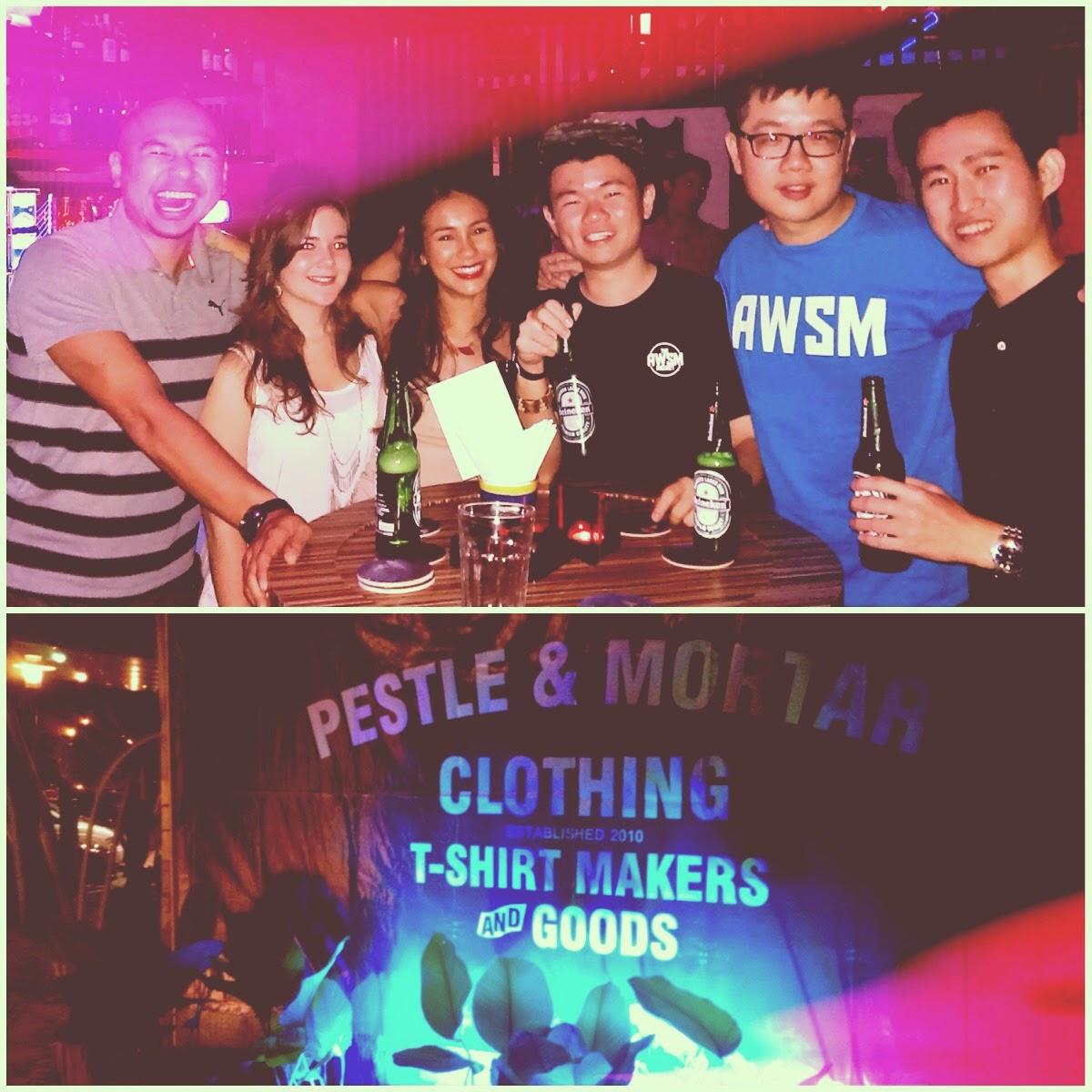 PESTLE MORTAR CLOTHING 3RD ANNIVERSARY LUST KL CHANGKAT