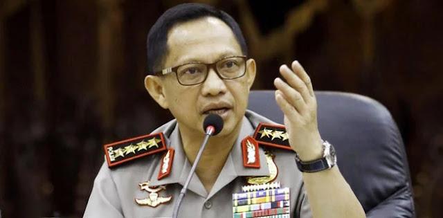 Kapolri Ingatkan Sisa Anggota Saracen Masih Aktif Sebar Ujaran Kebencian dan Konten Sara untuk Provokasi Masyarakat....