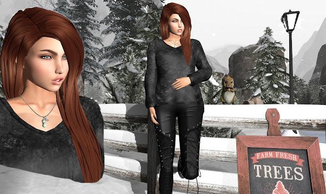 7 Deadly s[K]ins, Mesange, Firelight Hair,!MiNT!, Perch :SlackGirl:, Slipper Originals, Women Only H