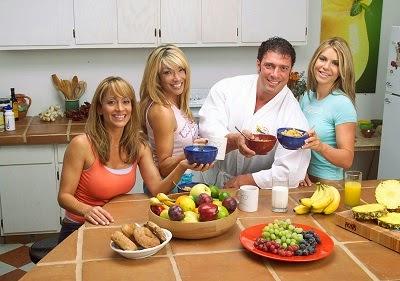 Desayunos fitness para mujeres