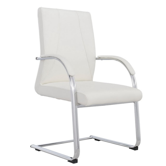 Mẫu ghế phòng họp thiết kế chân quỳ làm bằng sắt hoặc inox chất lượng cao chắc chắn để hạn chế ghế di chuyển đối với những cuộc họp mang tính chất nghiêm túc