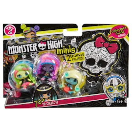 MH 3-pack #7 Mini Figures