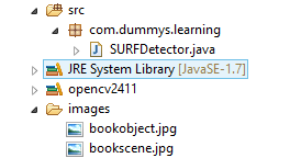 Dummy's Codes: Using SIFT/SURF for Object Recognition in OpenCV Java