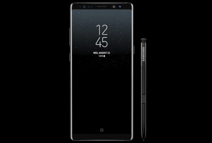 Samsung Galaxy Note 8 Launched