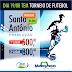 Torneio de futebol no Santo Antônio, município de Mundo Novo