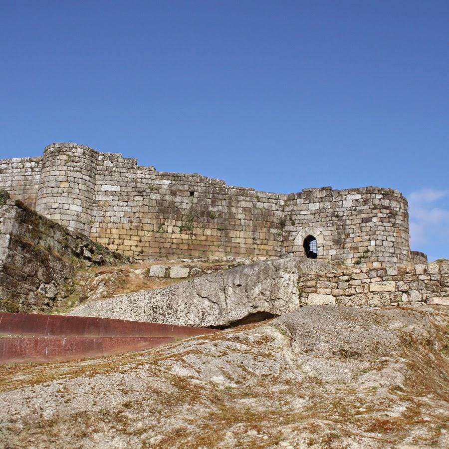 castillo de Ribadavia