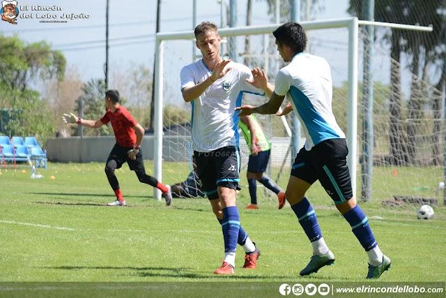 Goleada en los amistosos sobre Atlético San Pedro