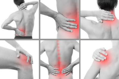 Makanan Bagi Menghilangkan Nyeri Otot & Pegal Linu di Tubuh