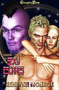 Sexy Escapes by Ashlynn Monroe