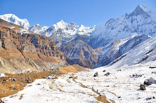 Annapurna Base Camp Trekking in Winter