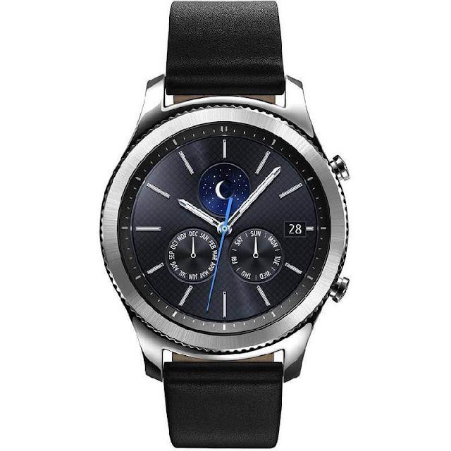 سعر ساعة Samsung Galaxy Gear S3 فى عروض مكتبة جرير
