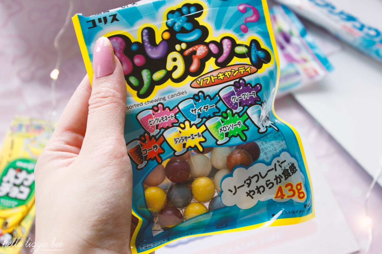 Coris Fujiki Soda Candy