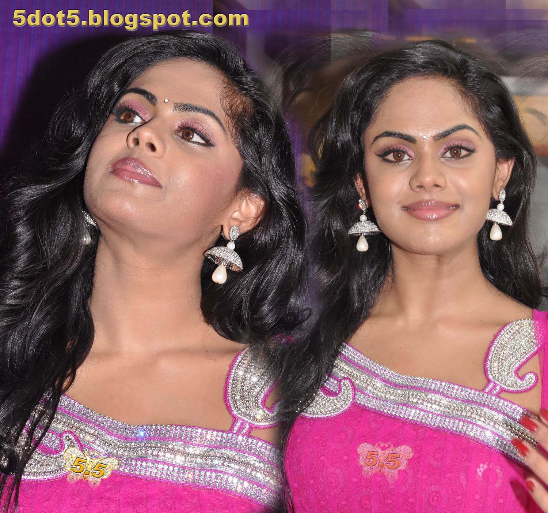 5.5 (South Indian Cinema Special): Karthika In Sleeveless