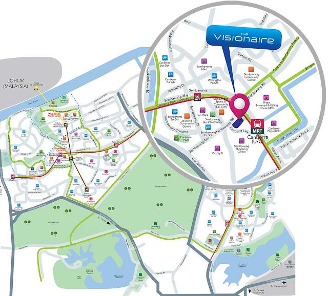 The Visionaire EC Location