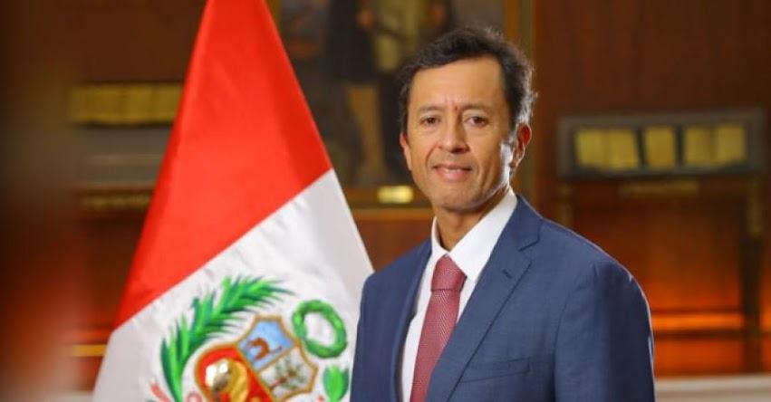 David Tuesta será el nuevo ministro de Economía y Finanzas