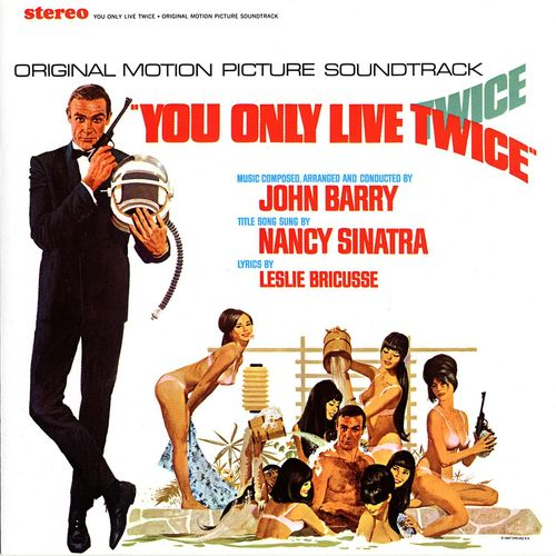 You Only Live Twice Nancy Sinatra James Bond