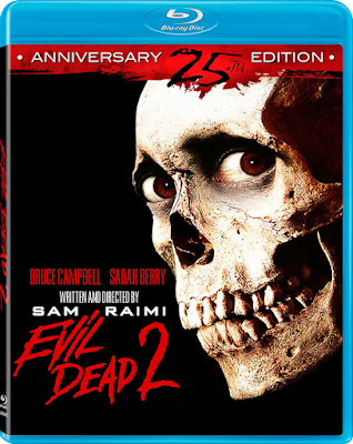 Evil Dead II 1987 Dual Audio Hindi Eng BRRip 300Mb