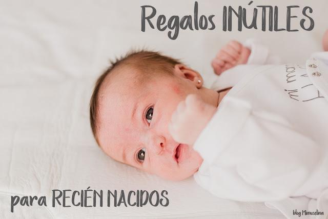 qué no tienes que regalar a un recién nacido blog mimuselina